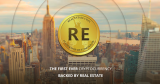 REcoin Group is launching REcoin – the first ever cryptocurrency that is backed by real